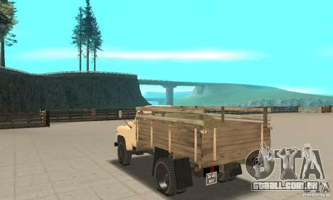 Gaz-52 para GTA San Andreas