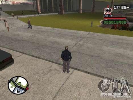 Todas Ruas v3.0 (Las Venturas) para GTA San Andreas nono tela