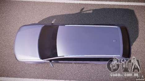 Audi A6 Allroad Quattro 2007 wheel 1 para GTA 4 vista direita