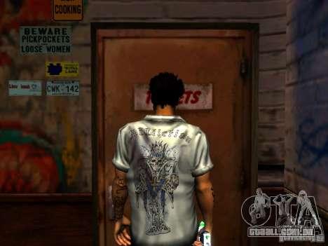 Novo doce para GTA San Andreas terceira tela