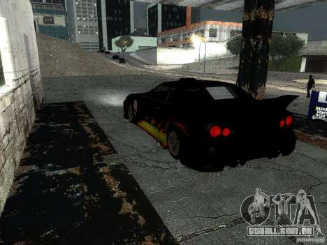 Barão de vinil de Most Wanted para GTA San Andreas