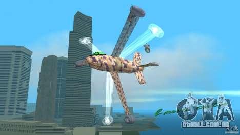 Conceptual Fighter Plane para GTA Vice City