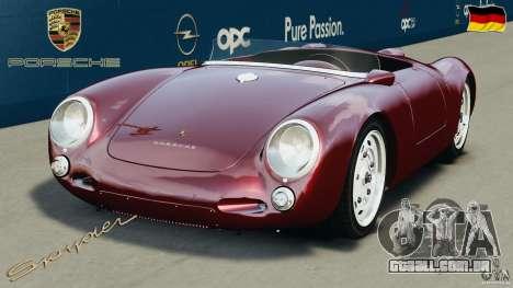 Porsche 550 A Spyder 1956 v1.0 para GTA 4