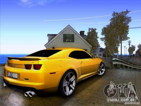 Realistic Graphics HD 2.0 para GTA San Andreas terceira tela