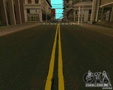 GTA 4 Roads para GTA San Andreas segunda tela