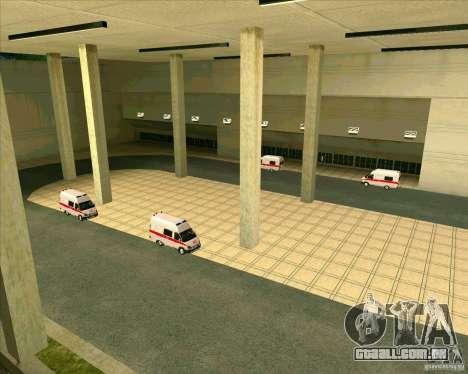 Veículos estacionados v 2.0 para GTA San Andreas décima primeira imagem de tela