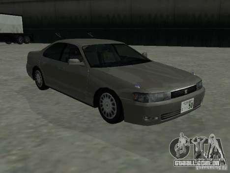 Toyota Cresta JZX 90 para GTA San Andreas vista direita