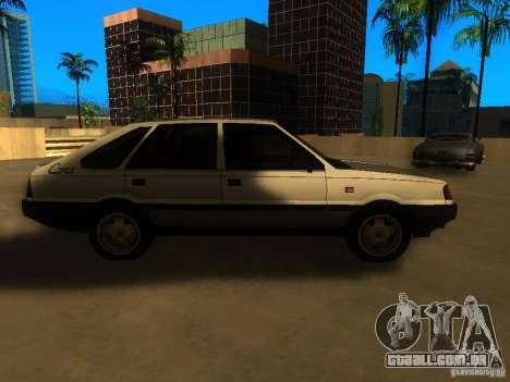 FSO Polonez Caro para GTA San Andreas esquerda vista