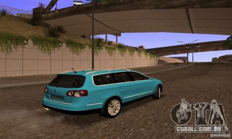 Grove Street v1.0 para GTA San Andreas nono tela