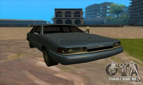 ENBSeries 0.075 para GTA San Andreas quinto tela