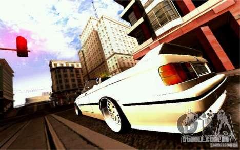 BMW E30 M3 Cabrio para o motor de GTA San Andreas