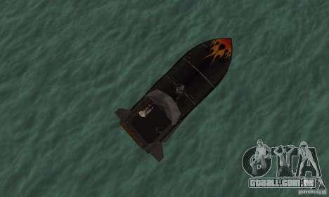 Human Viper para GTA San Andreas vista direita