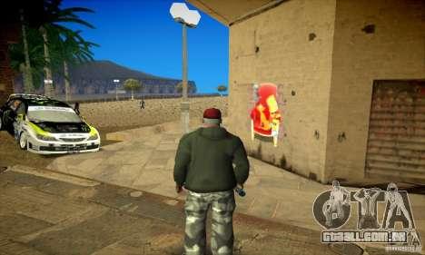 Simpson Graffiti Pack v2 para GTA San Andreas sétima tela