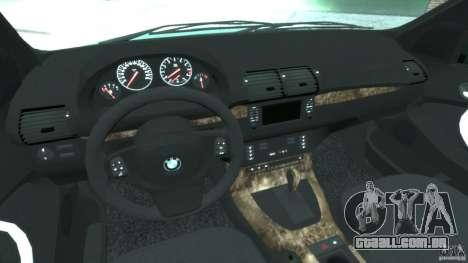 BMW X5 E53 v1.3 para GTA 4 vista direita