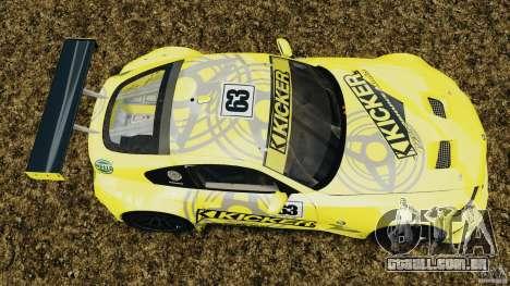 BMW Z4 M Coupe Motorsport para GTA 4 vista direita