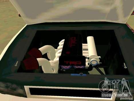 New Sultan v1.0 para as rodas de GTA San Andreas