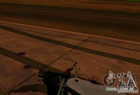 Animações de recrutamento de GTA IV para GTA San Andreas segunda tela