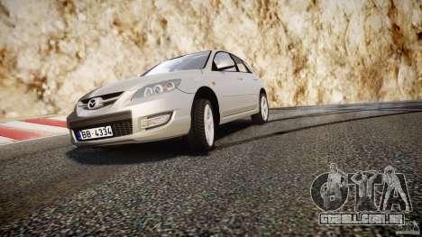 Mazda 3 2004 para GTA 4 motor