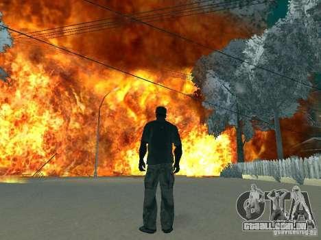 Salut v1 para GTA San Andreas sexta tela