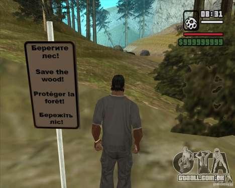 Caçador de casa v. 3.0 Final para GTA San Andreas