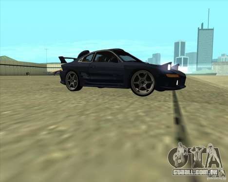 Toyota MR2 1994 para GTA San Andreas vista interior
