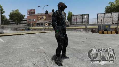 Sam Fisher v10 para GTA 4 segundo screenshot