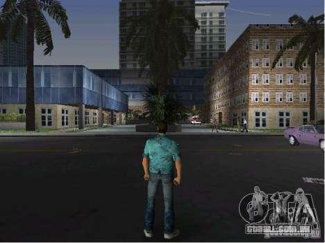 O novo hospital para GTA Vice City