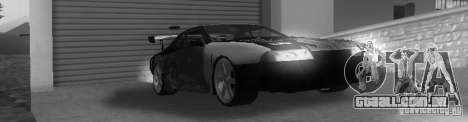 Elegia Nongrata by_k1x para GTA San Andreas vista direita