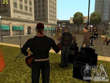 A faixa de Gaza para GTA San Andreas sexta tela