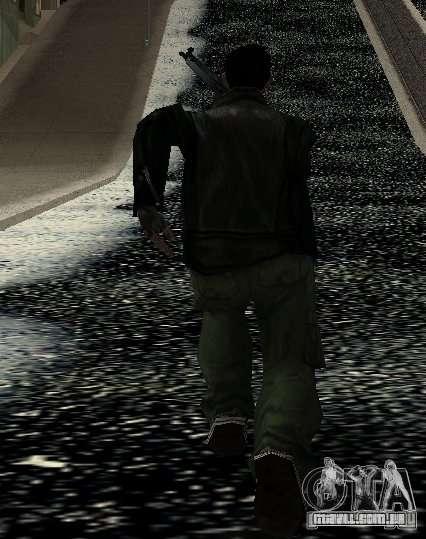 Novas animações de 2012 para GTA San Andreas quinto tela