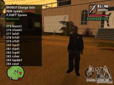 GTA IV peds to SA pack 100 peds para GTA San Andreas terceira tela