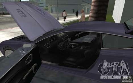 F620 de GTA TBoGT para GTA San Andreas vista traseira