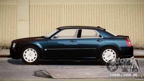 Chrysler 300C SRT8 para GTA 4 esquerda vista