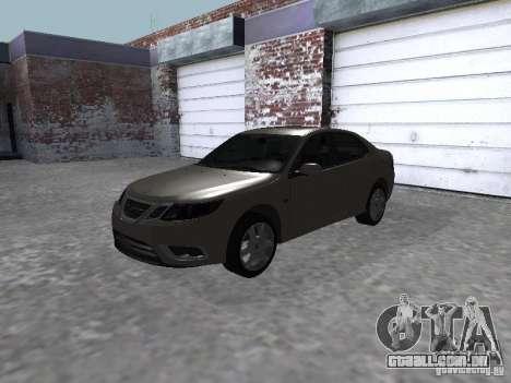 Saab 9-3 Turbo X para GTA San Andreas