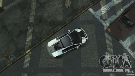Lamborghini Gallardo SE Threep Edition [EPM] para GTA 4 interior