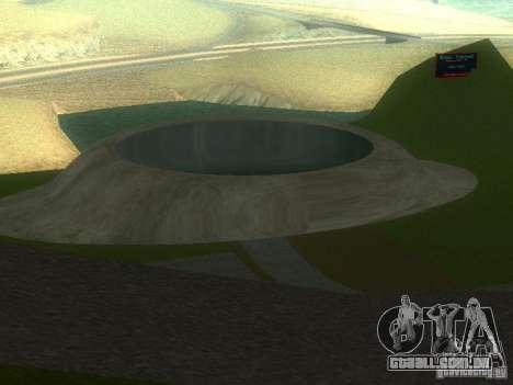 Ekstrimalov Park para GTA San Andreas terceira tela