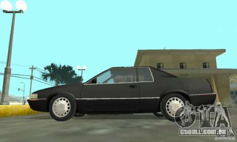 Cadillac Eldorado 1996 para GTA San Andreas vista direita
