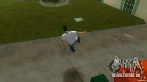 Cleo Parkour for Vice City para GTA Vice City