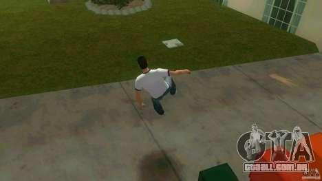 Cleo Parkour for Vice City para GTA Vice City sexta tela