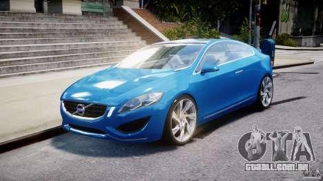 Volvo S60 Concept para GTA 4