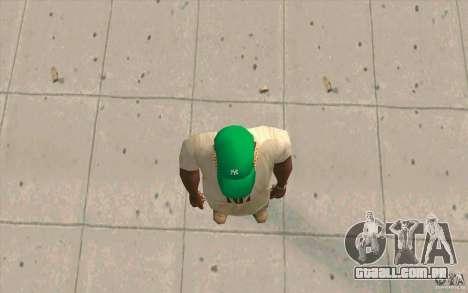 Newyorkyankiys tampa verde para GTA San Andreas terceira tela