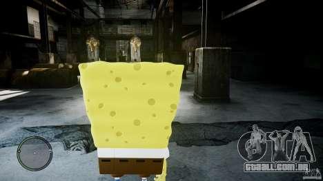 Bob Esponja para GTA 4 segundo screenshot