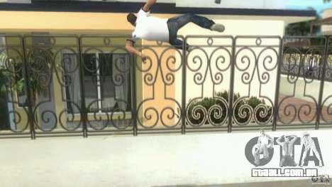 Cleo Parkour for Vice City para GTA Vice City oitavo tela