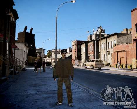 Niko - Stalin para GTA 4 sétima tela
