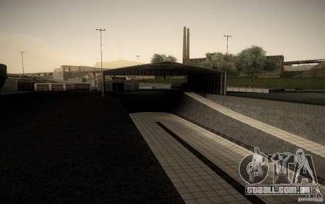 SF Army Re-Textured ll Final Edition para GTA San Andreas por diante tela