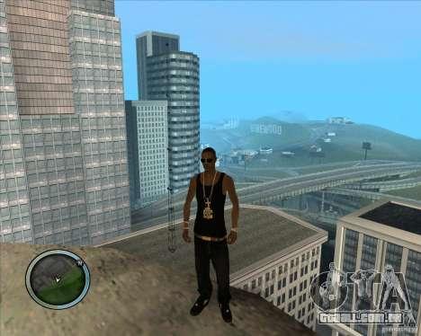 Memory512 - No SALA or Stream anymore para GTA San Andreas segunda tela