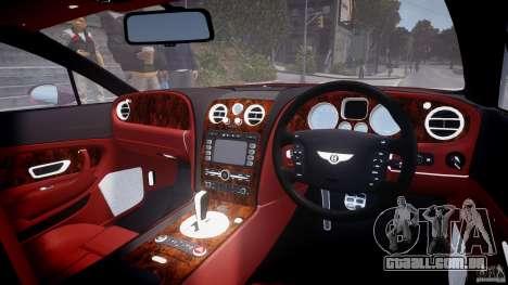 Bentley Continental GT 2004 para GTA 4 vista direita
