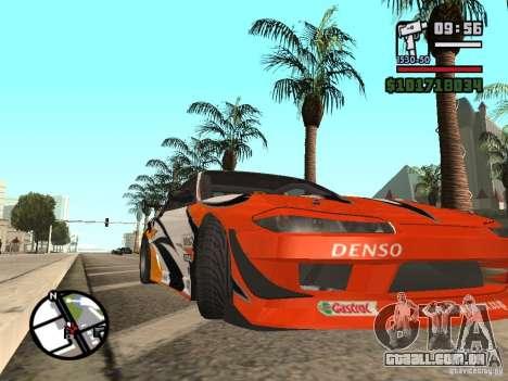 Nissan Silvia 200SX para GTA San Andreas