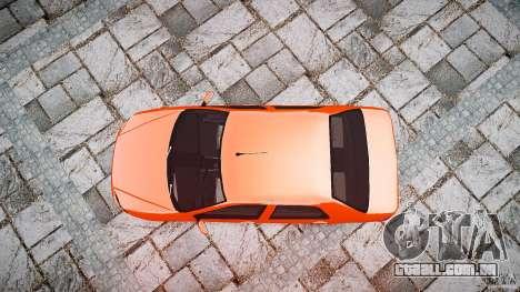 Fiat Albea Sole para GTA 4 vista direita