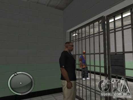 A detenção do infrator-3 para GTA San Andreas terceira tela